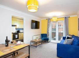 Bayview Serviced Apartment Cardiff Bay, hotel in Cardiff