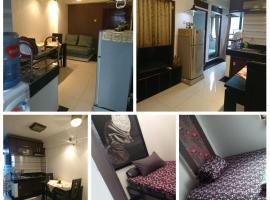 Apartemen gateway cicadas, apartment in Bandung