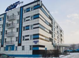 Sky Отель Красноярск, отель в Красноярске