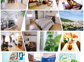 SON APARTMENT VUNGTAU - CĂN HỘ MELODY BÃI SAU, spa hotel in Vung Tau
