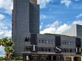 THE STEEL HOUSE、北九州市のホテル