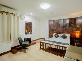 Capital O 201 Newgrange Condotel, hotel in Manila