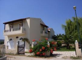 Villa Stefania, pet-friendly hotel in Acharavi