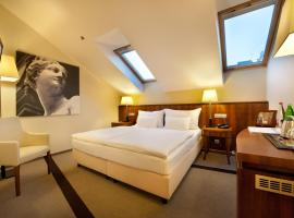 Hotel Sovereign Prague, hotel v oblasti Praha 1, Praha