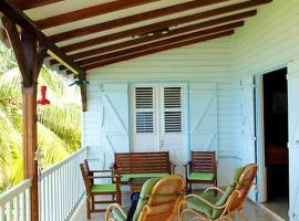 Maison de 5 chambres a Les Anses d'Arlet avec magnifique vue sur la mer jardin clos et WiFi, Villa in Les Anses-d'Arlets