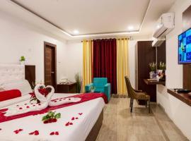 Hotel Rainbow Tower Airport Rd, hotel near Rajiv Gandhi International Airport - HYD,