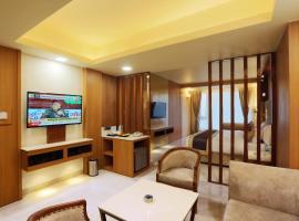 Hotel Omega - Gurgaon Central, hotel in Gurgaon
