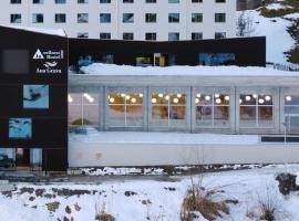 wellnessHostel3000, Hotel in Laax