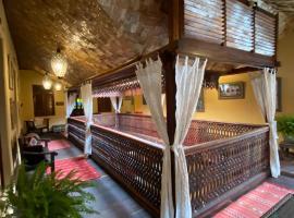Jafferji House & Spa, hotel in Zanzibar City