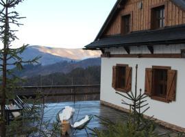 Bufet Marguška - U Fera – hotel w pobliżu miejsca Ośrodek narciarski Wielka Racza w Oščadnicy