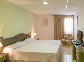 Hotel Marquesa、プエルト・デ・ラ・クルスのホテル