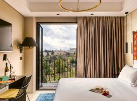 Brown JLM, отель в Иерусалиме