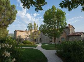 Relais La Corte dei Papi, hotel in Cortona