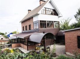 НСК, Hotel in Nowokuibyschewsk