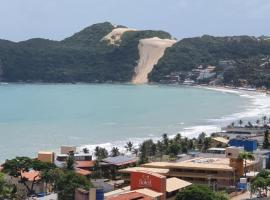 Ponta Negra Flat AP 809, hotel with pools in Natal