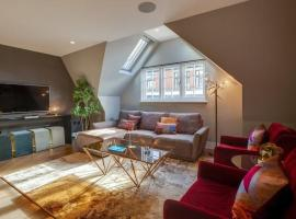 Roof Terrace Boutique Apartment 3 Soho, apartamento em Londres