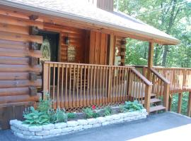His Promises Cabin, cabin in Pigeon Forge