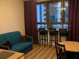 АПАРТАМЕНТЫ ЯРСИТИ, apartment in Yaroslavl