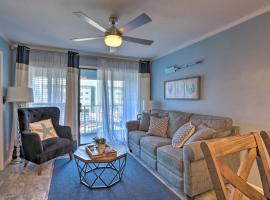 Resort Condo with 3 Pools and Tennis, Walk to Beach!, villa in Hilton Head Island