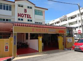 B Hotel, hotel near Queensbay Mall, Gelugor