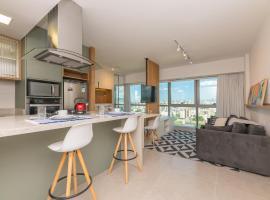 Studio incrível no Trend City Center, requinte e conforto., pet-friendly hotel in Porto Alegre