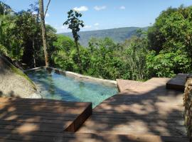 Z'Alpes Camping Eco Park, hotel with pools in Tianguá