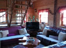 Orahovac, hotel u gradu Arandjelovac