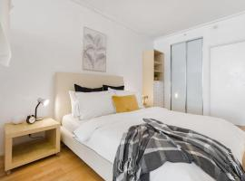 NEW! Stunning & Comfy Studio Next to Darling Harbour, apartment in Sydney