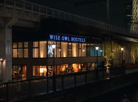 Wise Owl Hostels River Tokyo, ostello a Tokyo