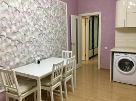 Апартаменты на Шмидта 1, apartment in Shchelkovo