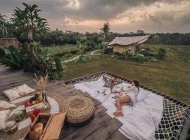 IPIAN CINTA, hotel in Ubud