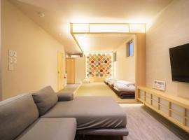 Samurais Villa Nishiooi, hotel in Tokyo
