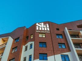 Ski Inn Rosa Khutor SPA Hotel, viešbutis mieste Estosadok, netoliese – Slidinėjimo keltuvas A2