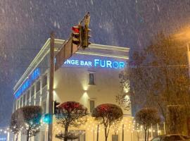 Royal Plus Hotel, hotel near Medeo, Almaty