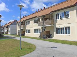 Volontärgatans Lägenhetshotell, lägenhet i Visby