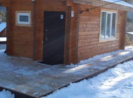 Baykalskaya Taiga Guesthouse, guest house in Listvyanka