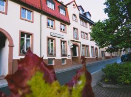 Hotel Am Markt, Hotel in der Nähe von: Schauweinberg Herzoglicher Weinberg, Eckartsberga
