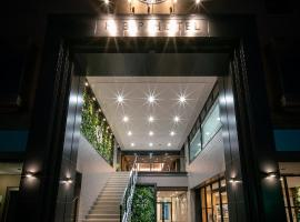 H.B.P HOTEL、大阪市のホテル