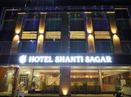 Hotel Shanti Sagar, hotel in Kharar
