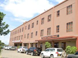 Panone Hotels - King'ori Kilimanjaro Airport, hotel in Moshi