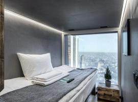 Capsule hotel Dot Space 84, hotel near Moscow City, Moscow