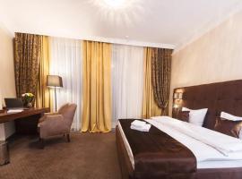 TIME HOTEL, отель в городе Кишинёв