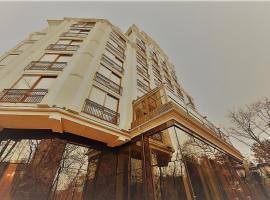 Time Hotel&SPA, hotel din Chişinău
