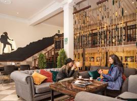 Maytaq Wasin Boutique Hotel, hotel in Cusco