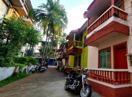 Ruby Apartments 4, apartment in Calangute