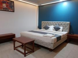 Pleasure Inn, hotel near Raja Bhoj Domestic Airport - BHO, Bhopal