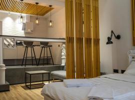 Le Каприз, готель у Хмельницькому
