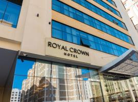 Royal Crown Hotel, hotel in Muscat