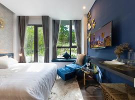 Sài Gòn KunKin Luxury Apartment, family hotel in Ho Chi Minh City