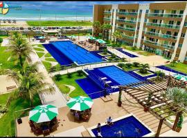 VG FUN 131 Praia do Futuro, hotel with jacuzzis in Fortaleza